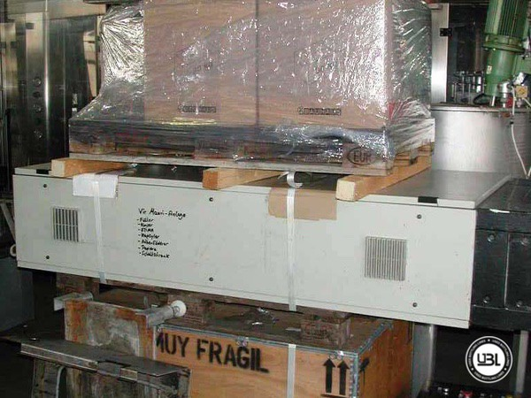 Used Isobaric Filling Machine Vir Mauri 12/24/1 - 8