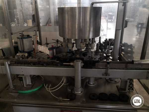 Used Complete Glass Line for Alcohol - 13