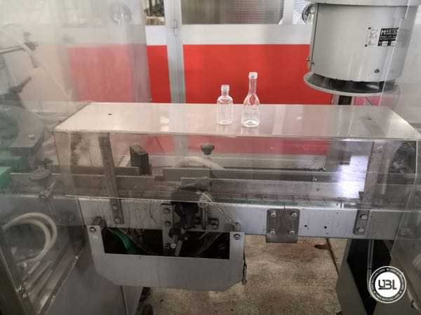 Used Complete Glass Line for Alcohol - 16