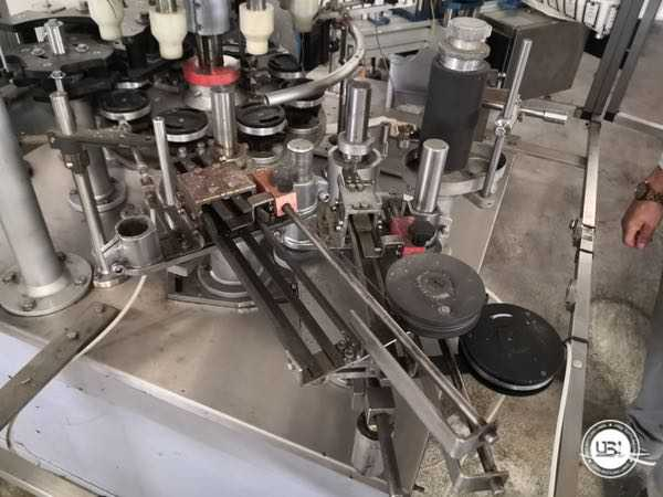 Used Complete Glass Line for Alcohol - 24