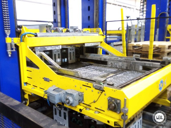 Used Palletizer EMS Logik Hornet - 1