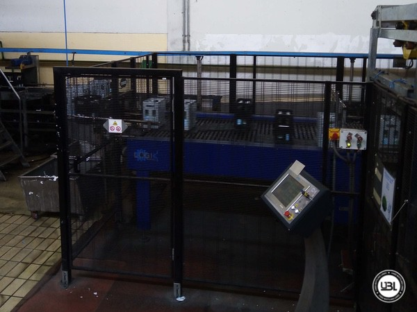 Used Palletizer EMS Logik Hornet - 4