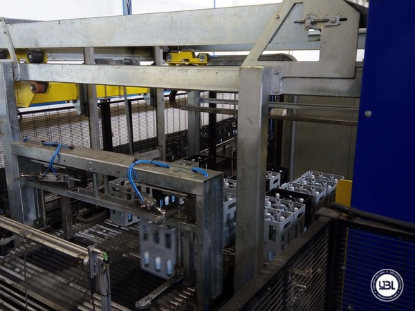 Used Palletizer EMS Logik Hornet - 5