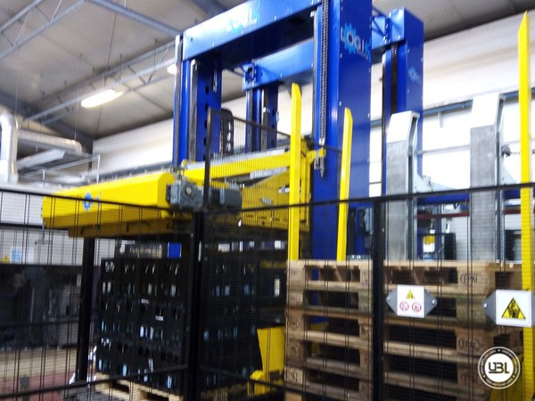 Used Palletizer EMS Logik Hornet - 8