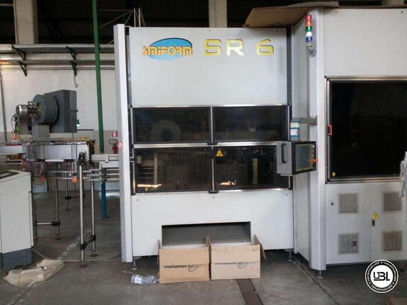Used Blow Molding Machine SMIFORM SR 6 - 1