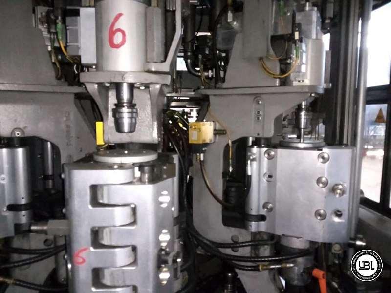 Used Blow Molding Machine SMIFORM SR 6 - 10