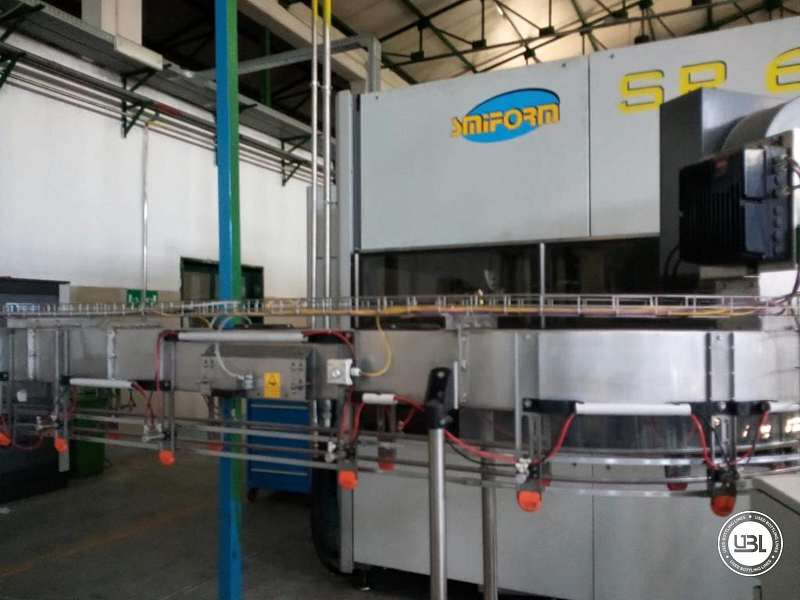 Used Blow Molding Machine SMIFORM SR 6 - 11