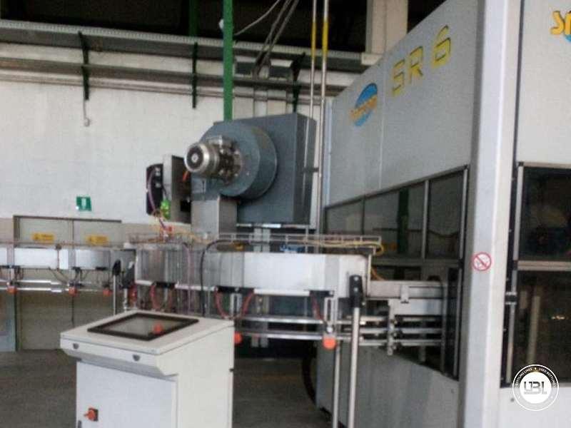 Used Blow Molding Machine SMIFORM SR 6 - 3