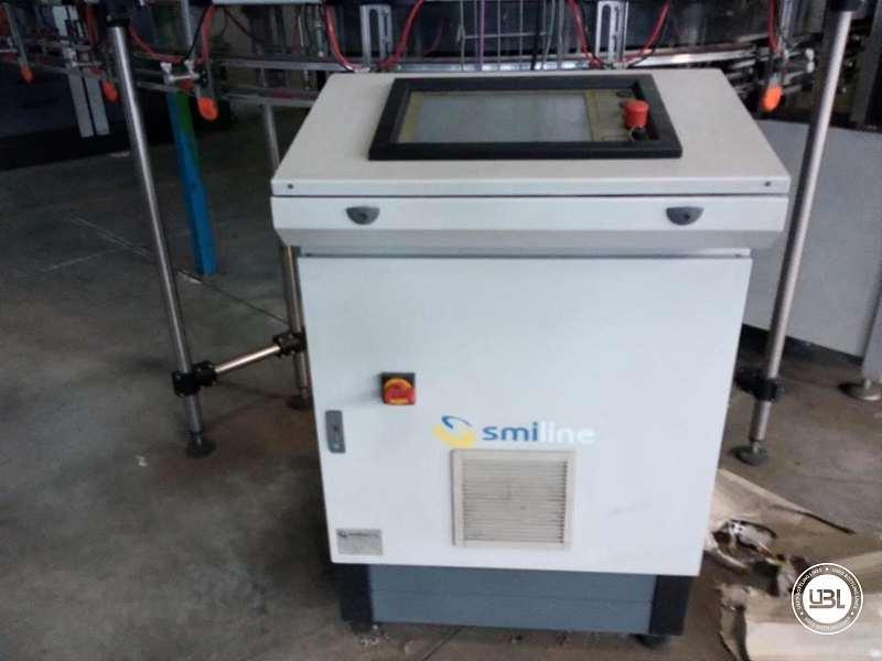 Used Blow Molding Machine SMIFORM SR 6 - 4