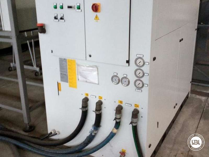 Used Blow Molding Machine SMIFORM SR 6 - 6