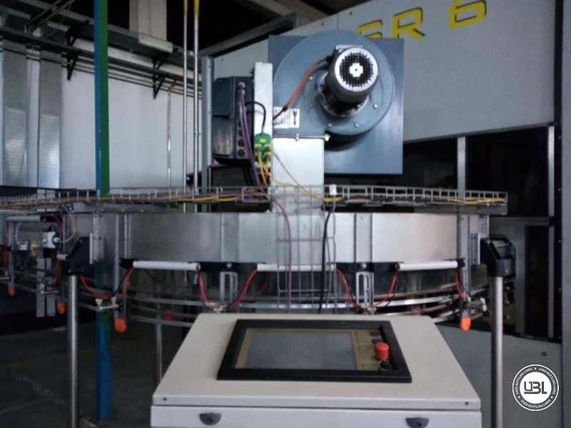 Used Blow Molding Machine SMIFORM SR 6 - 7