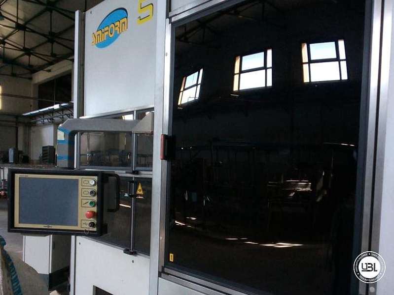 Used Blow Molding Machine SMIFORM SR 6 - 8