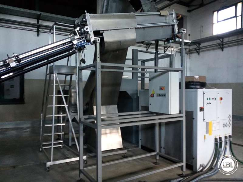 Used Blow Molding Machine SMIFORM SR 6 - 9