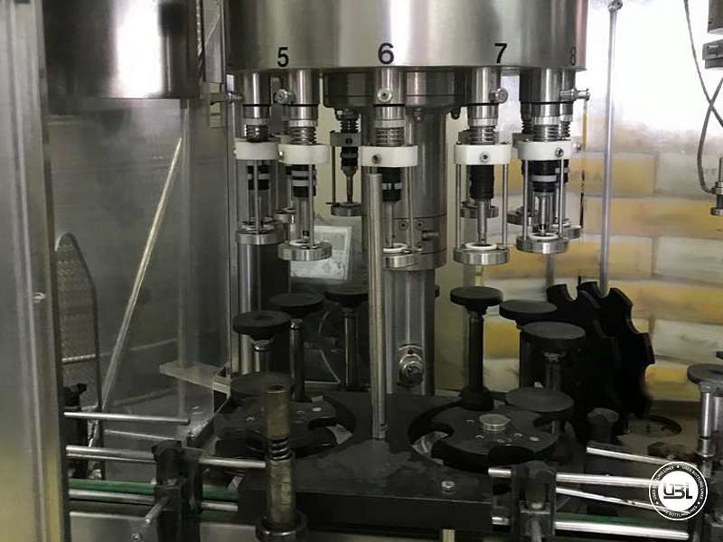 Used Complete Glass Line for Oil, Spirits, Still Wine 1500 bph - 11