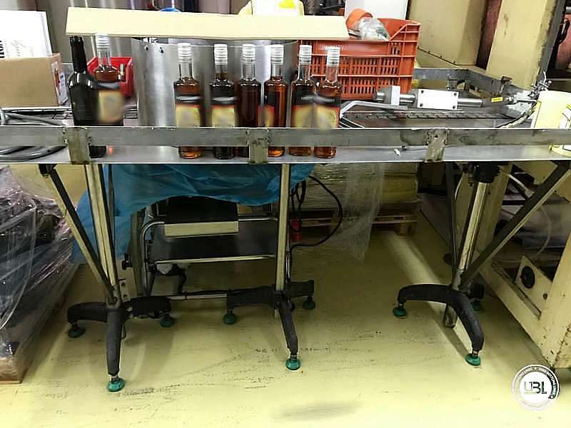 Used Complete Glass Line for Oil, Spirits, Still Wine 1500 bph - 7