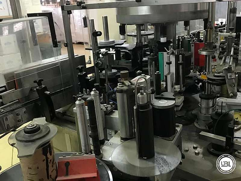 Used Complete Glass Line for Oil, Spirits, Still Wine 1500 bph - 8