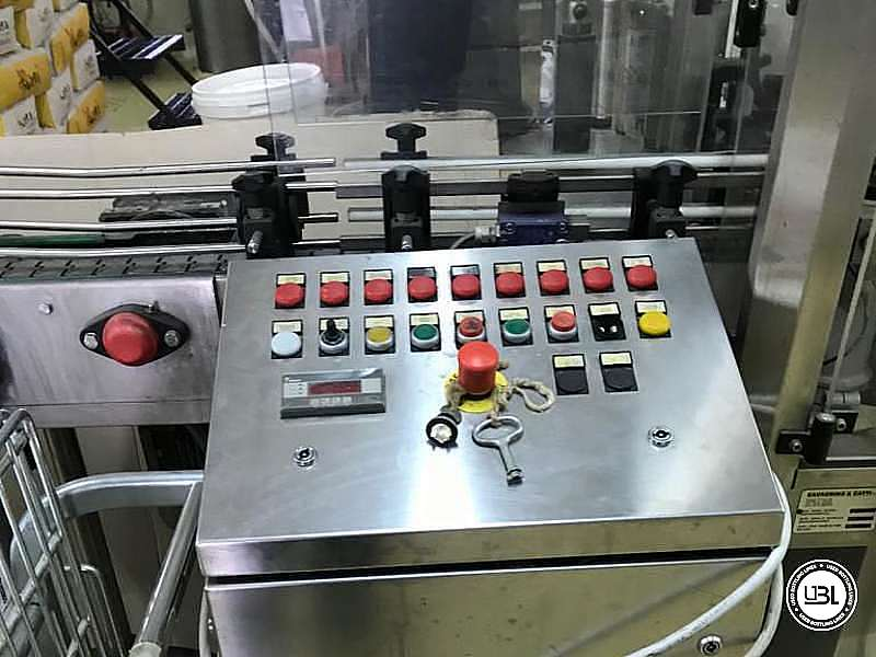 Used Complete Glass Line for Oil, Spirits, Still Wine 1500 bph - 9