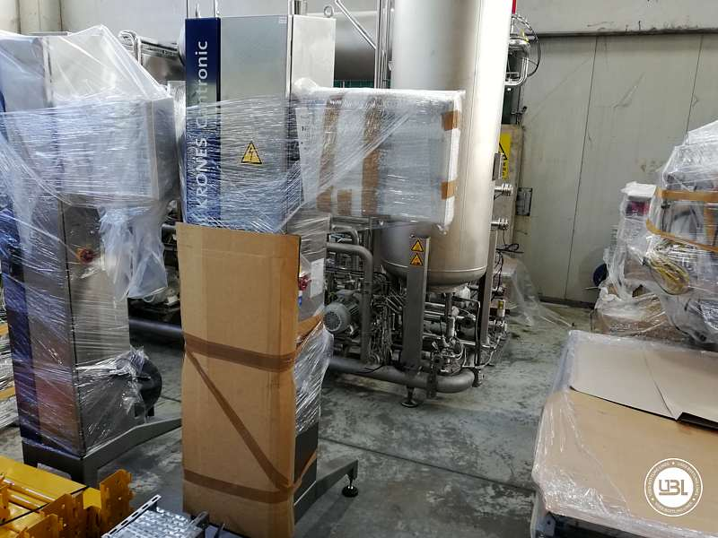 Used Bottle Inspector Krones Cantronic - 8