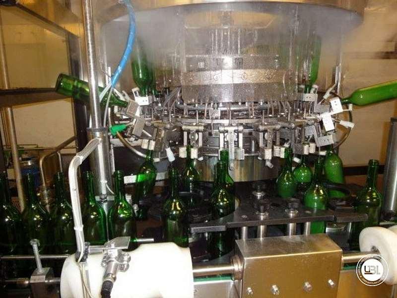 Used Filling Triblock Kosme/Krones still wine SRV20/6/20/3/3 - 12