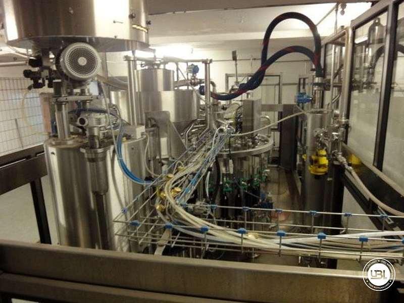 Used Filling Triblock Kosme/Krones still wine SRV20/6/20/3/3 - 14