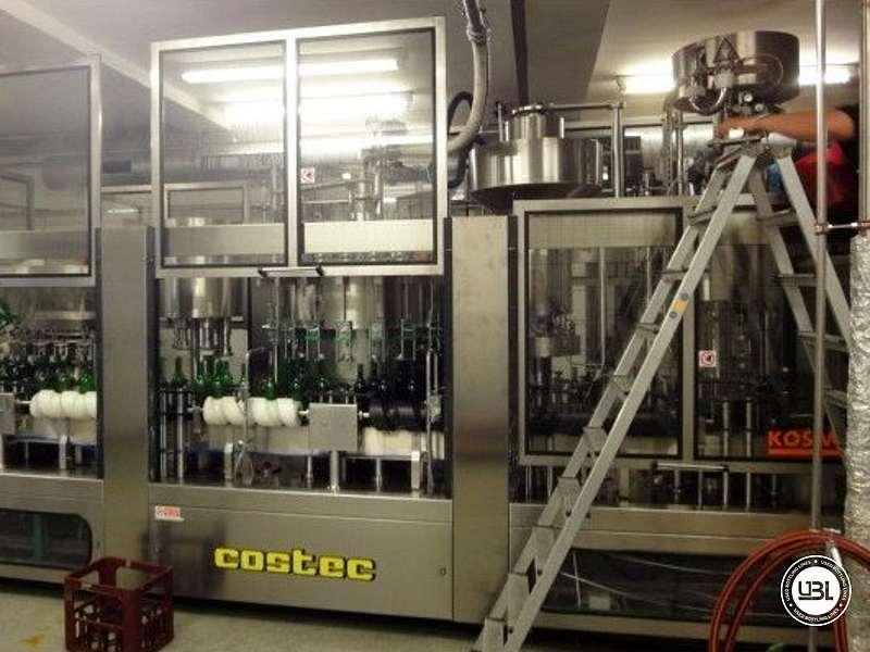 Used Filling Triblock Kosme/Krones still wine SRV20/6/20/3/3 - 15