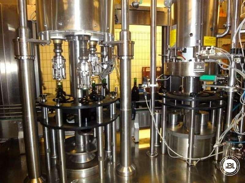 Used Filling Triblock Kosme/Krones still wine SRV20/6/20/3/3 - 20