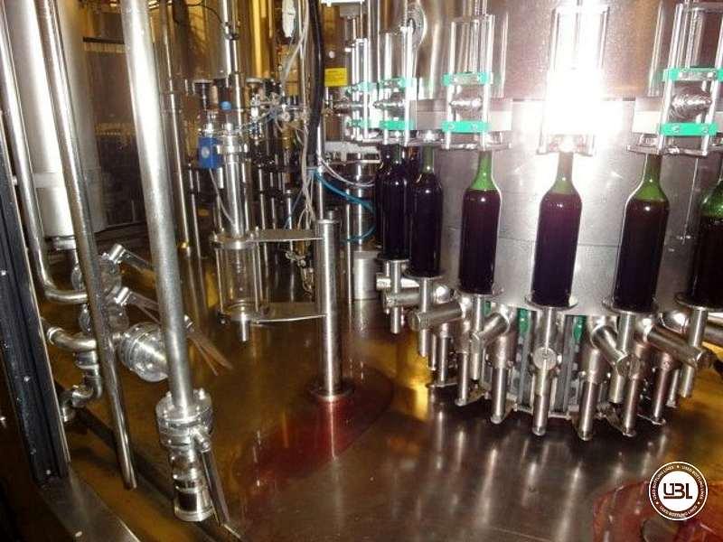 Used Filling Triblock Kosme/Krones still wine SRV20/6/20/3/3 - 6