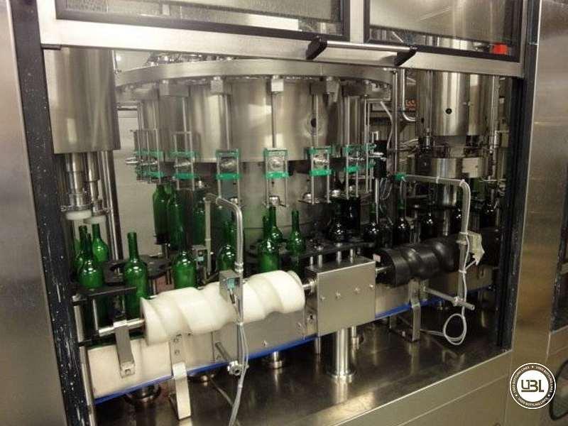 Used Filling Triblock Kosme/Krones still wine SRV20/6/20/3/3 - 8