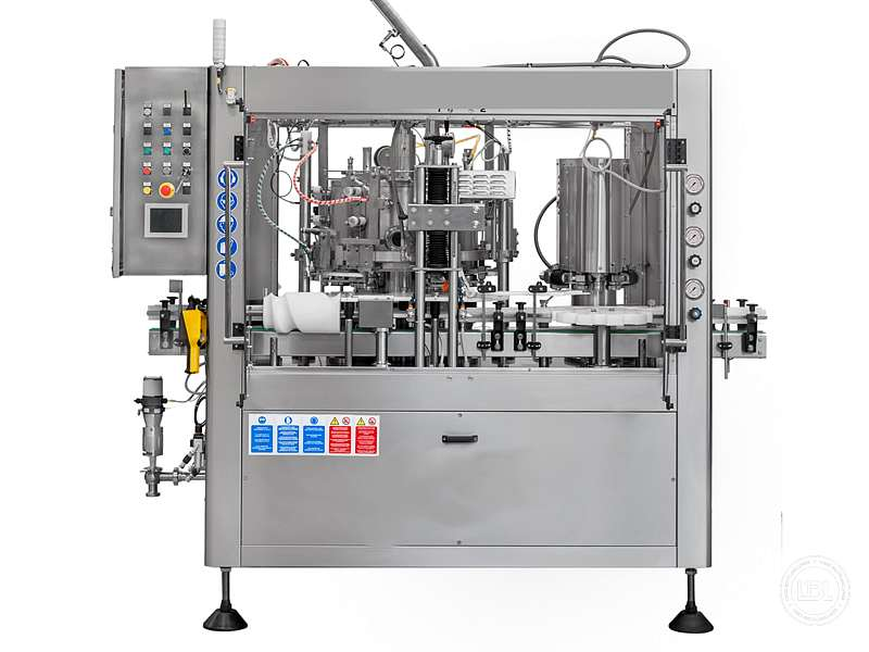 Isobaric Filling Monoblock for cans - 1