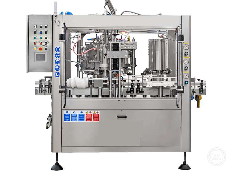 Isobaric Filling Monoblock for cans - 4