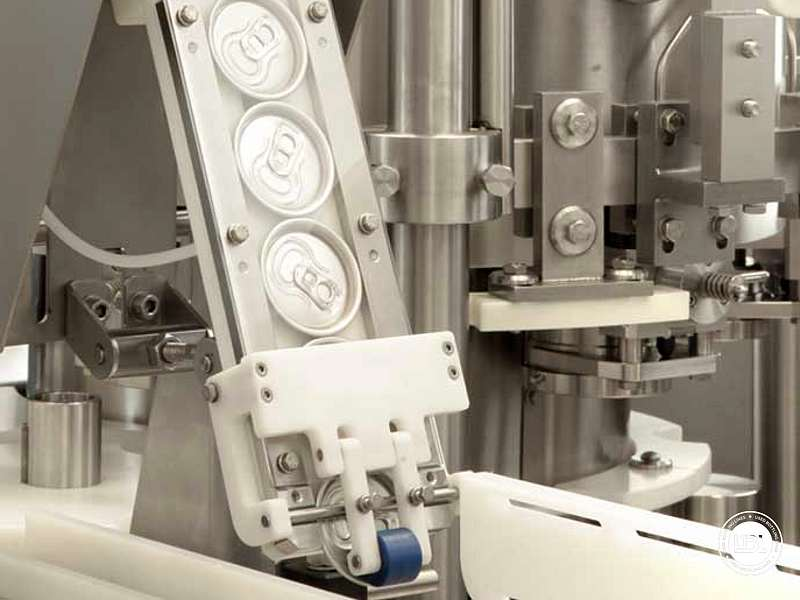 Isobaric Filling Monoblock for cans - 5