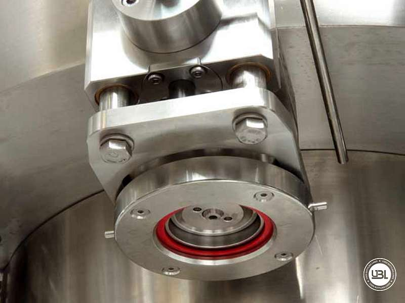 Isobaric Filling Monoblock for cans - 7