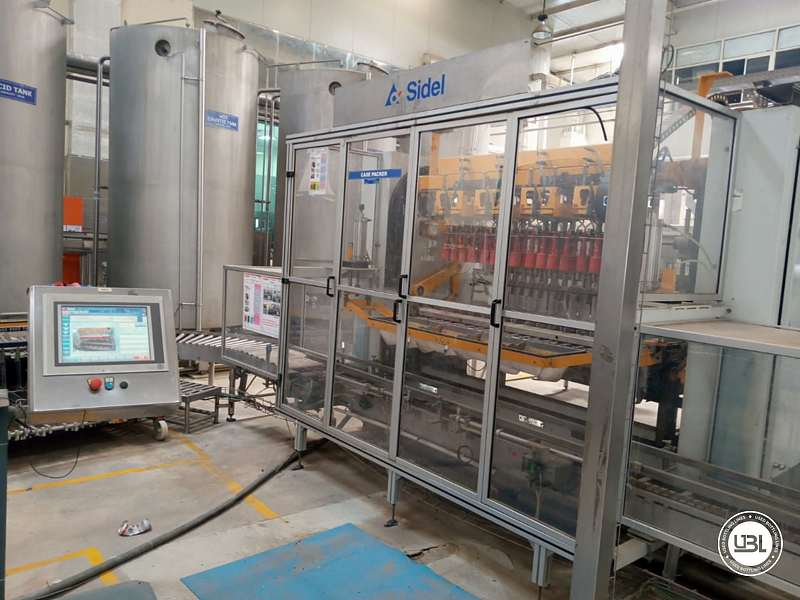 Used Isobaric Complete PET Line for Beer 12000 bph - 2
