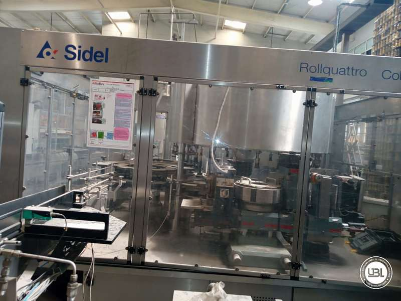Used Isobaric Complete PET Line for Beer 12000 bph - 25