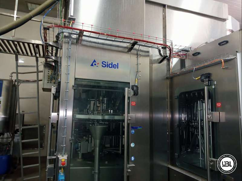 Used Isobaric Complete PET Line for Beer 12000 bph - 32
