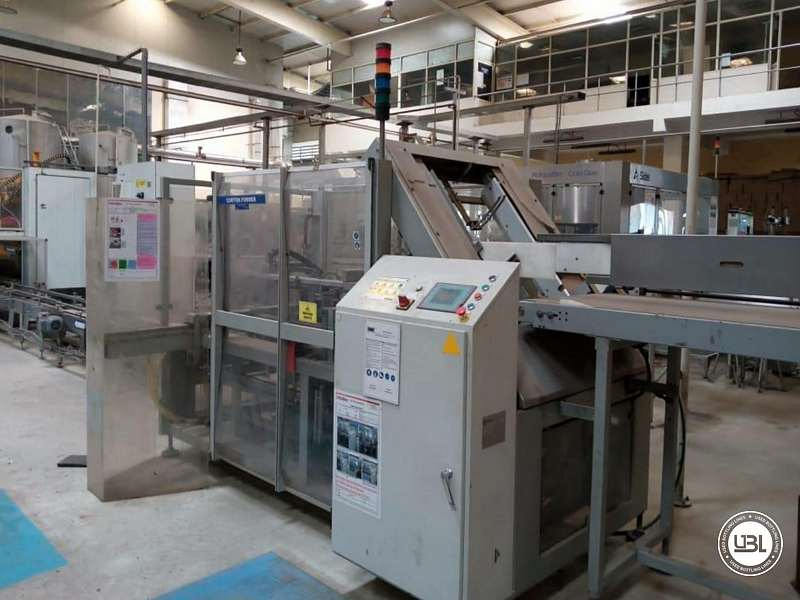 Used Isobaric Complete PET Line for Beer 12000 bph - 14
