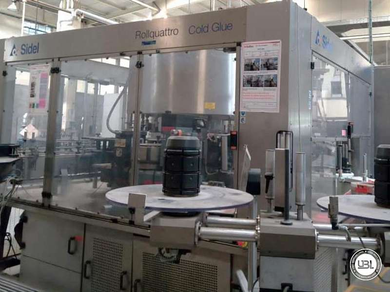 Used Isobaric Complete PET Line for Beer 12000 bph - 20