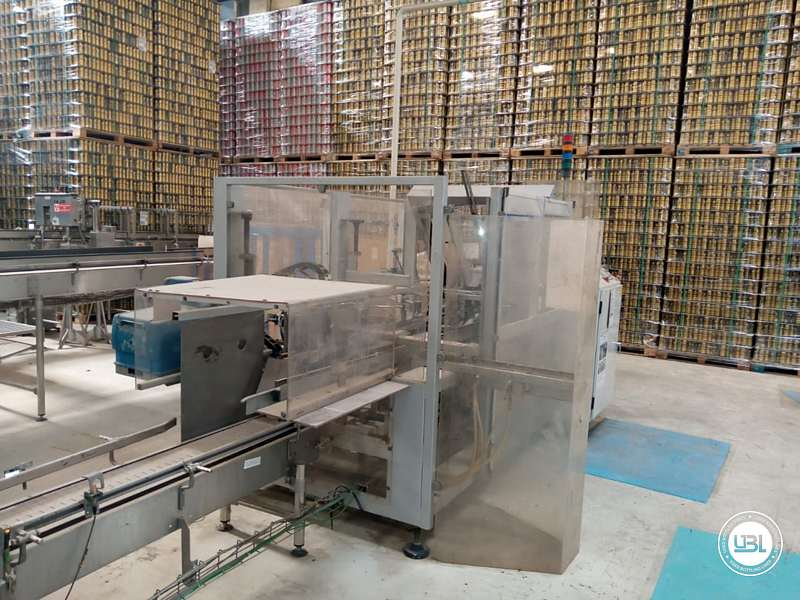 Used Isobaric Complete PET Line for Beer 12000 bph - 21