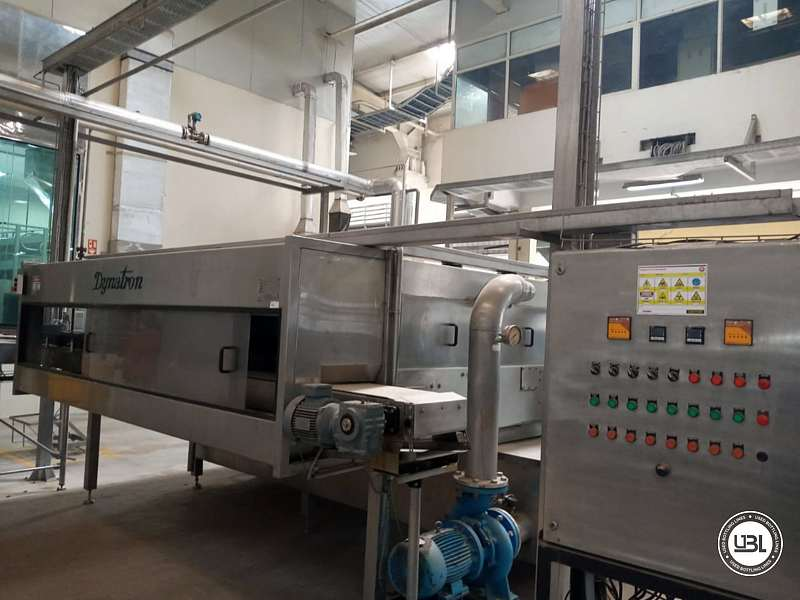 Used Isobaric Complete PET Line for Beer 12000 bph - 24