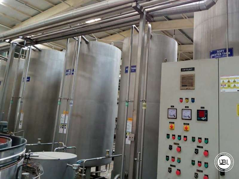 Used Isobaric Complete PET Line for Beer 12000 bph - 29