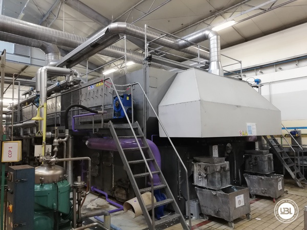 Used Bottle Washing Machine Rivi AUSONIA - 1