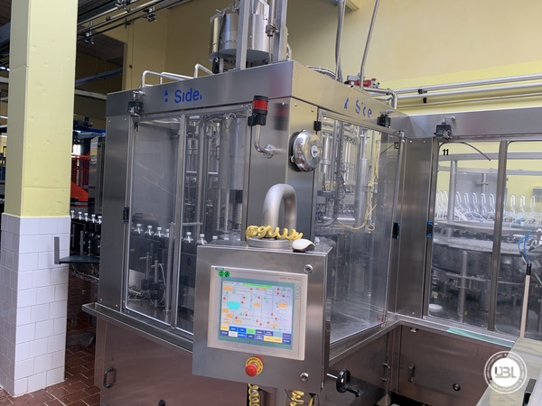 Used Isobaric Complete PET Line for Soft Drinks, Sparkling Water, Water 14000 bph - 35