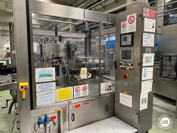 Used Isobaric Complete PET Line for Soft Drinks 18200 bph - 42