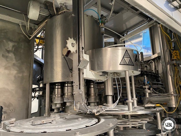 Used Isobaric Complete PET Line for Soft Drinks 18200 bph - 2