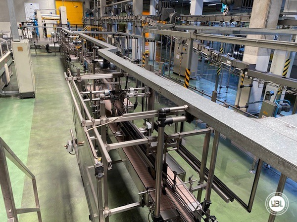 Used Isobaric Complete PET Line for Soft Drinks 18200 bph - 4