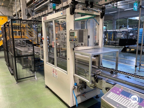 Used Isobaric Complete PET Line for Soft Drinks 18200 bph - 7