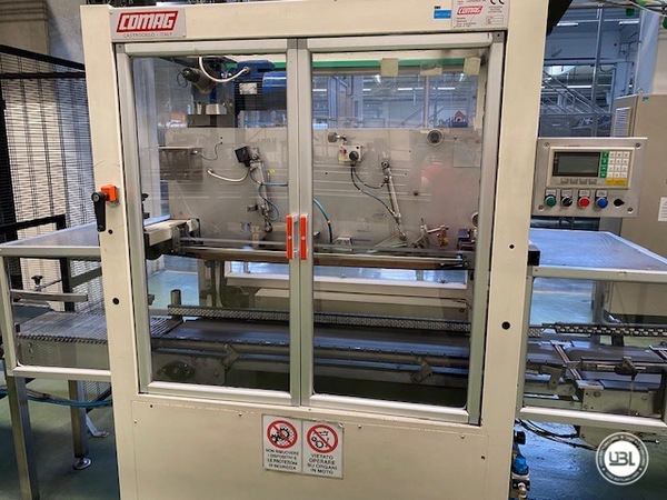 Used Isobaric Complete PET Line for Soft Drinks 18200 bph - 8