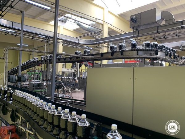 Used Isobaric Complete PET Line for Soft Drinks, Sparkling Water, Water 14000 bph - 44