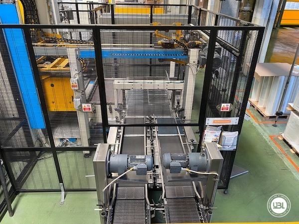 Used Isobaric Complete PET Line for Soft Drinks 18200 bph - 23