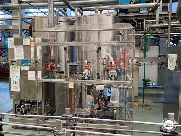 Used Isobaric Complete PET Line for Soft Drinks 18200 bph - 38